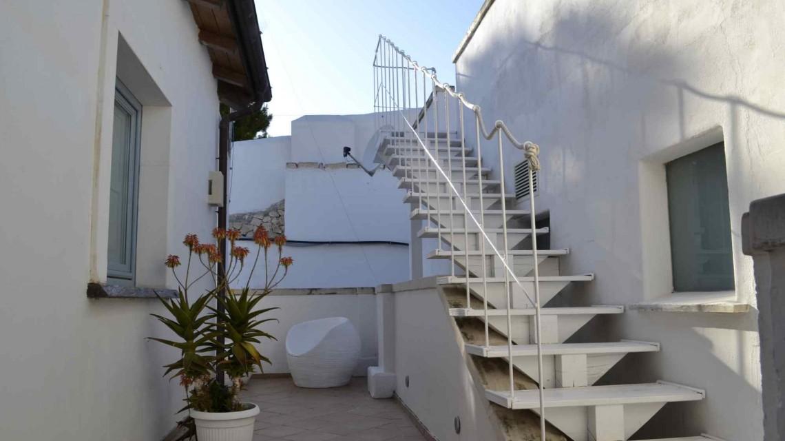 veranda vista sul mare suite