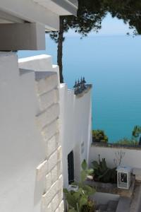 hotel a mattinata sul mare